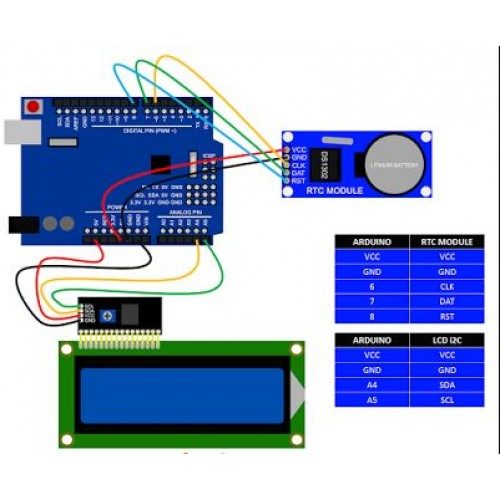 Relay board for arduino